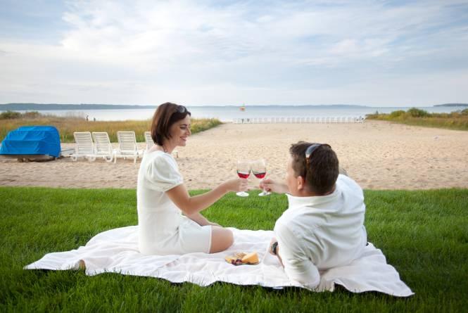 Beach-side Romance