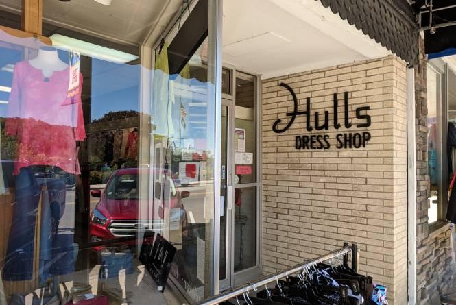 Hulls Dress Shop