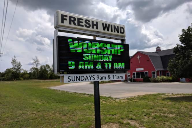 Fresh Wind Church