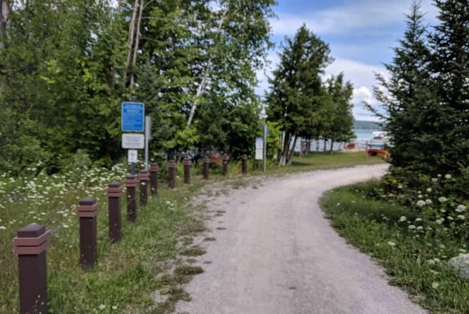 Betsie River Trail