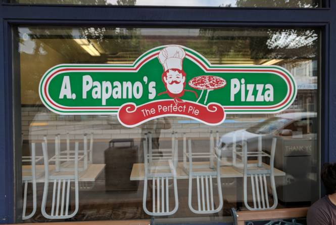 A. Papano's Pizza