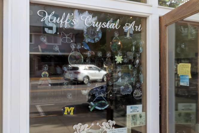 Huff's Crystal Art