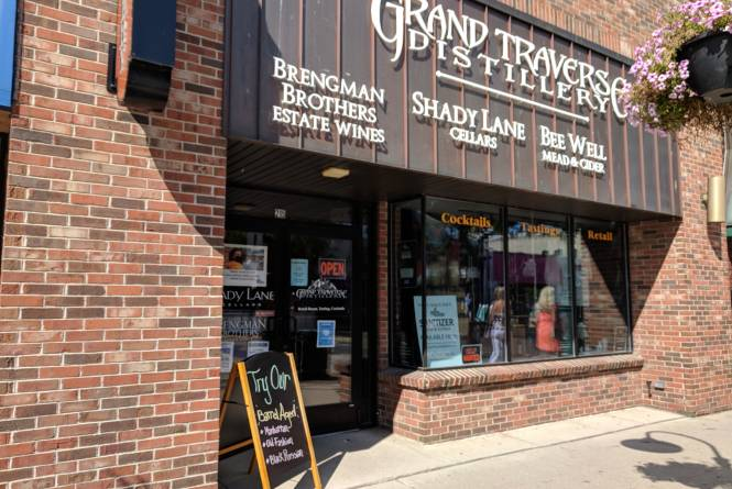 Grand Traverse Distillery Downtown
