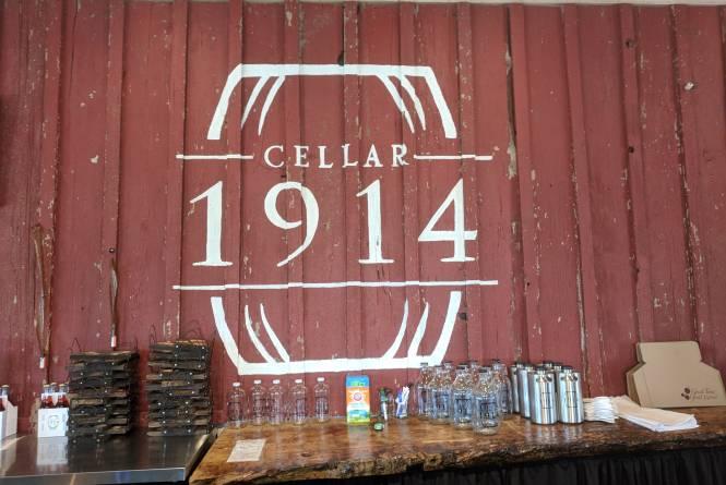 Cellar 1914