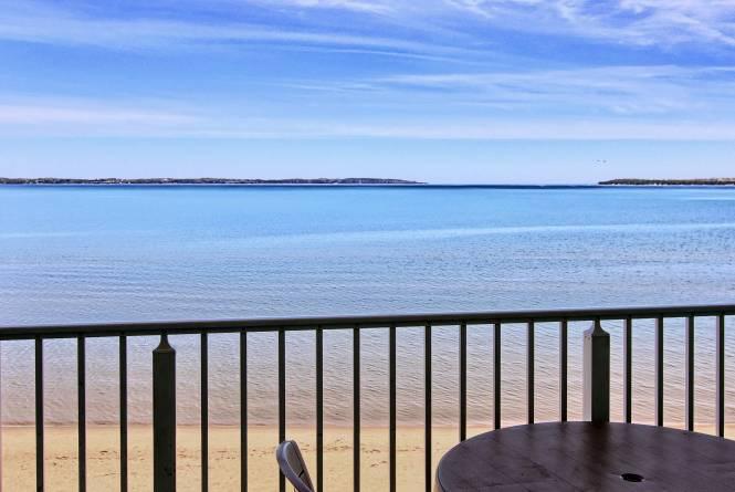 Balcony View at Grand Beach Resort