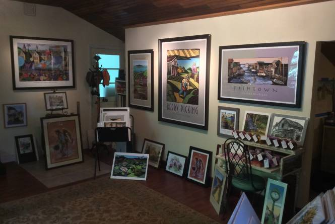 Jim DeWildt Art Gallery & Studio