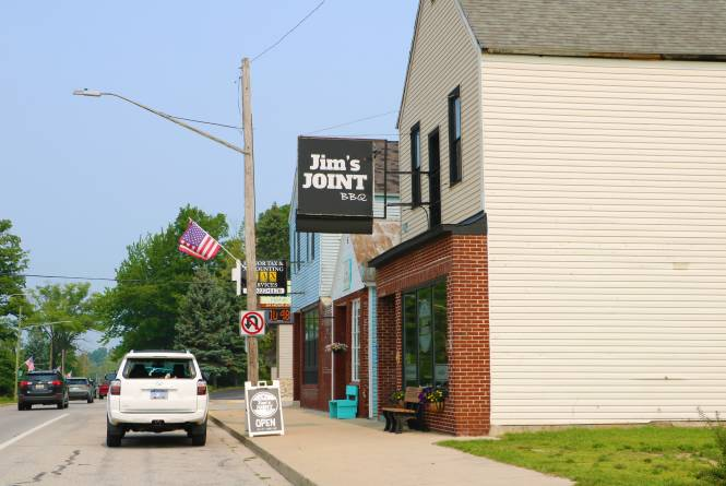 Jim's Joint BBQ