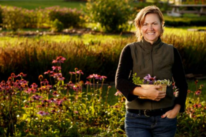Light of Day Organics owner and founder