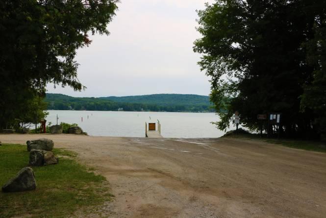 Little Glen Lake Boat Launch