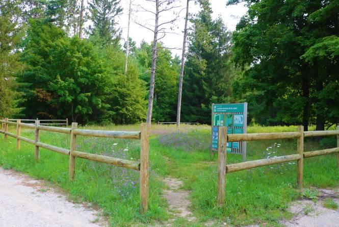 Lower Woodcock Lake Nature Preserve
