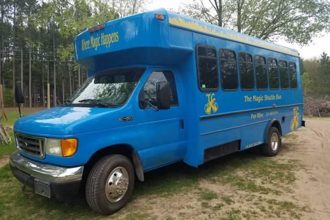 Magic Shuttle Bus