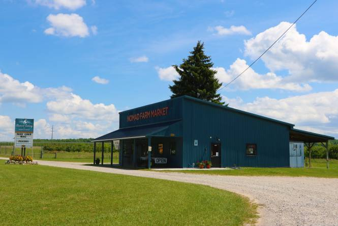 Nomad Cidery and Farm Market