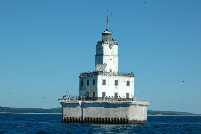 North Manitou Shoal Lighthouse