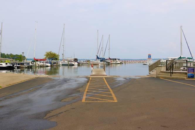 Northport Marina Boat Launch