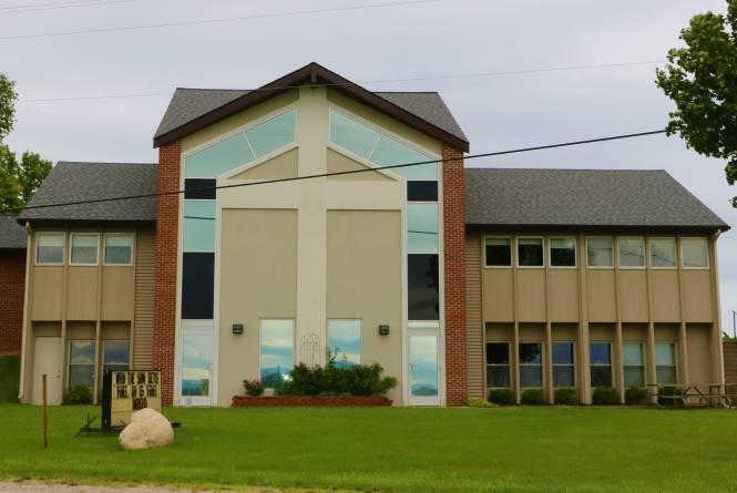 Old Mission Peninsula United Methodist Church