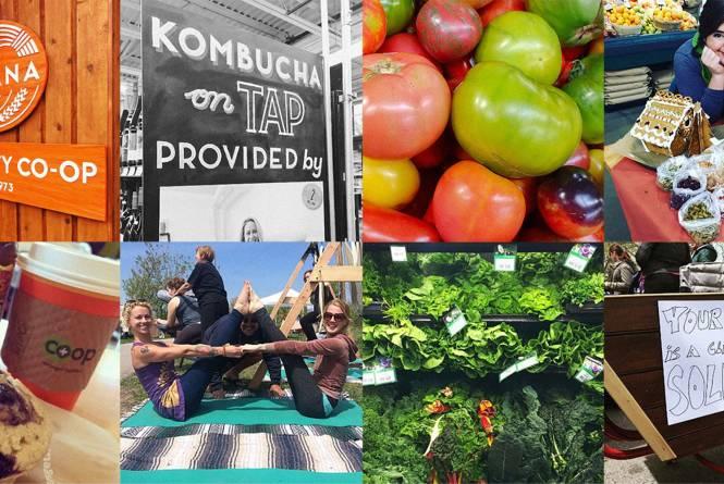 Oryana Natural Foods Market & Lake Street Cafe