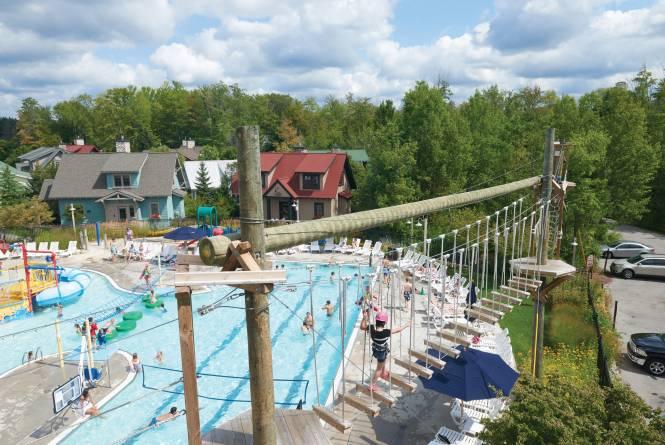 Summer - Park at Water's Edge