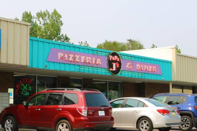 Papa J's Pizzeria & Diner