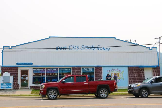 Port City Smokehouse