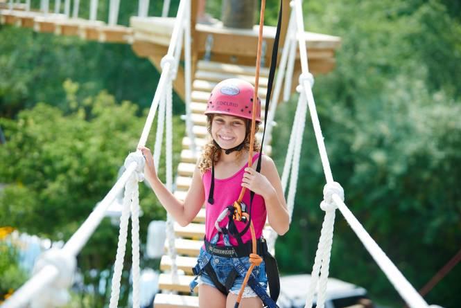 Summer - Adventure Course
