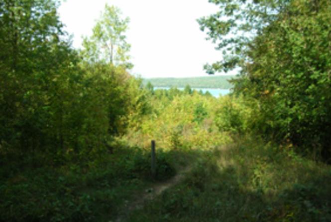 Windy Moraine Trail