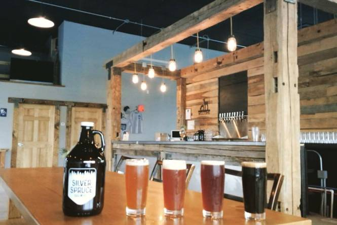 Silver Spruce Brewing Company