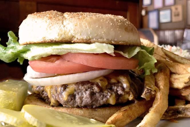 Sleder Burger