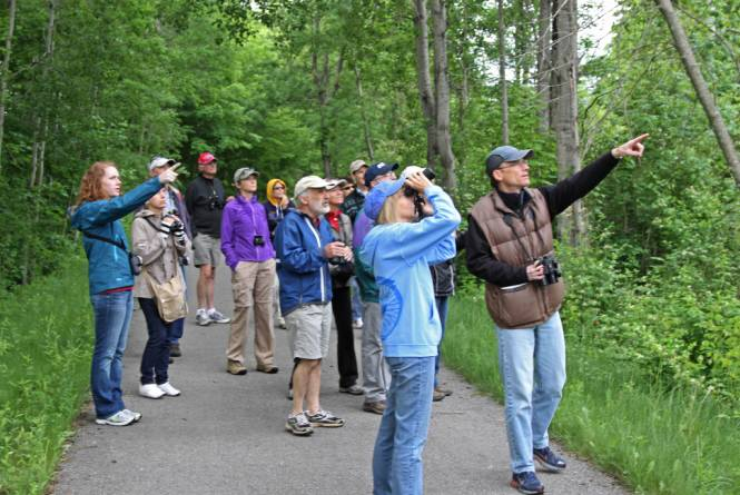 Sleeping Bear Birding Trail