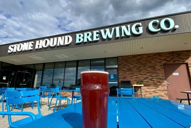 Stone Hound Brewing Co
