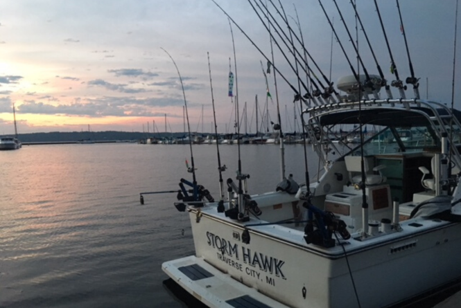 Storm Hawk Sport Fishing