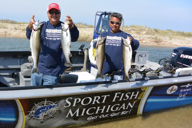 Sport Fish Michigan