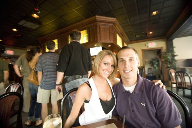 Lounge Couple