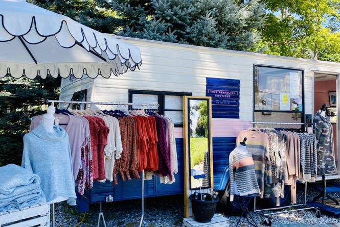 Tiny Traveling Boutique