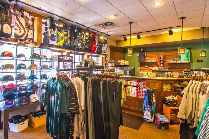 KInlochen Pro Shop