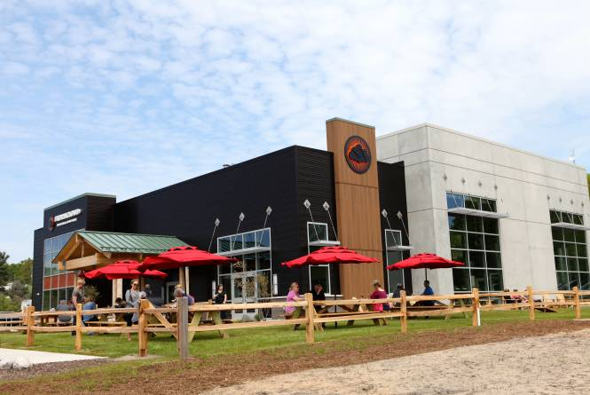 Stormcloud Parkview Taproom