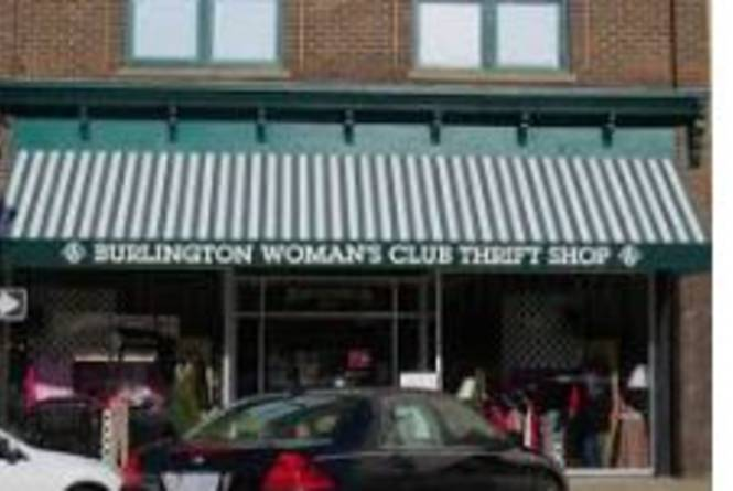 Burlington Women's Thrift Store