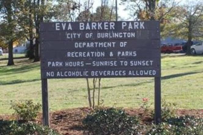 Eva Barker PArk