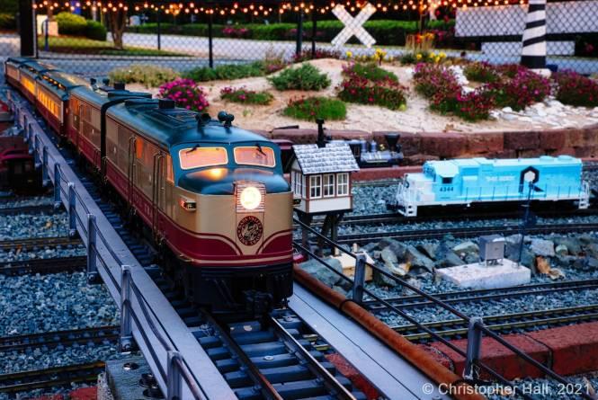 Gibsonville Railroad #3