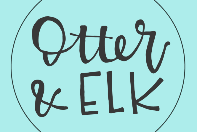 OTTER AND ELK