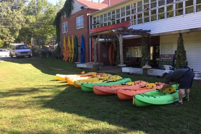 Haw River Canoe & Kayak