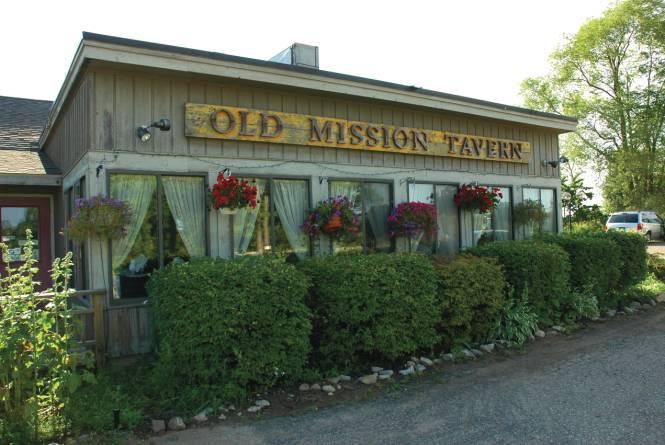 Old mission tavern