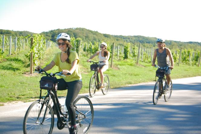 Grand Traverse Bike Tours & Suttons Bay Bikes