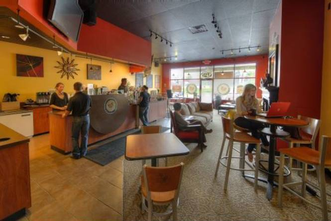 coffee bean cafe