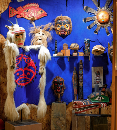 frisco native american museum exhibit