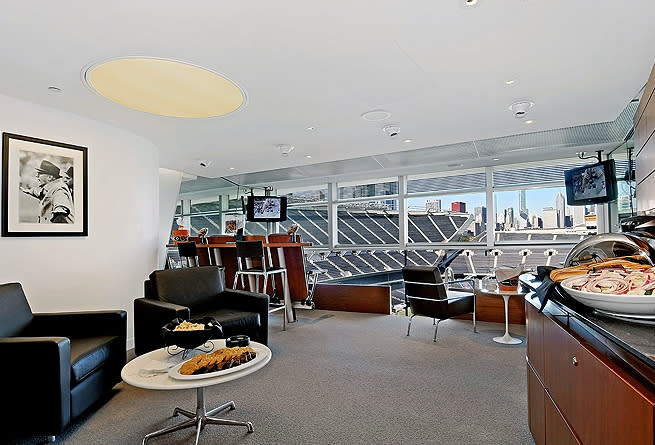 Soldier Field Executive Suite