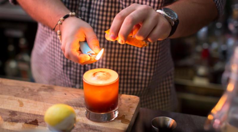 Harrisburg craft cocktails
