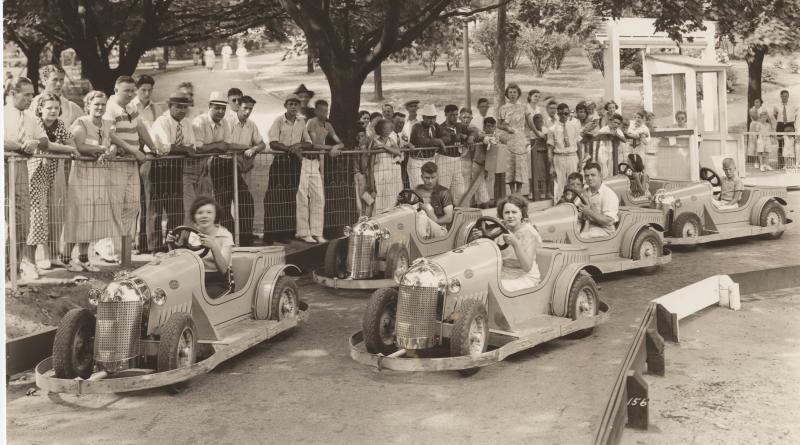 Hersheypark historic