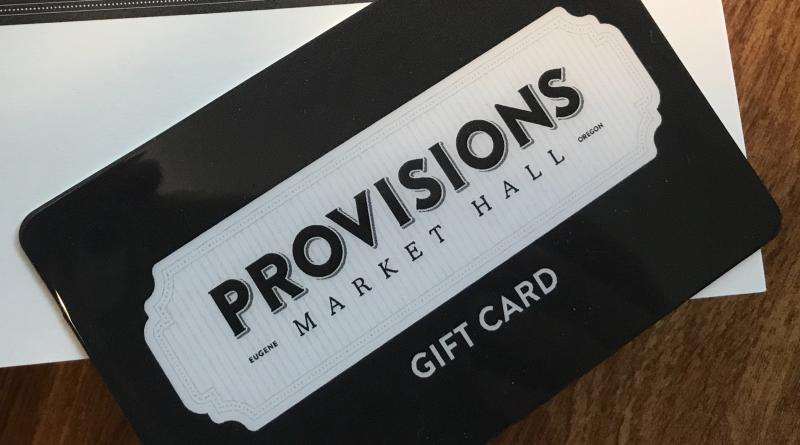Provisions Gift Card