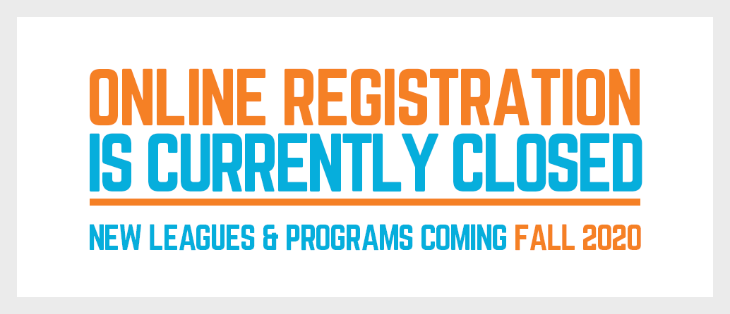registration currently closed