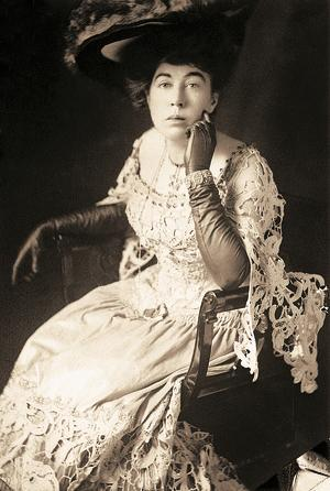 Margaret Brown Portrait
